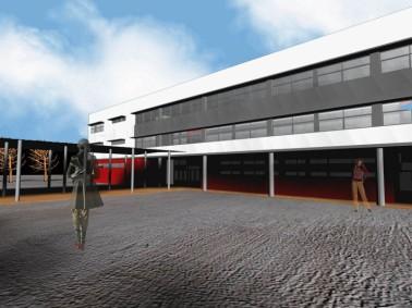 Centro escolar Eguskitza