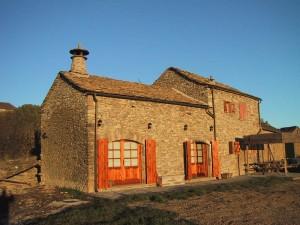 Casas en Pirineo